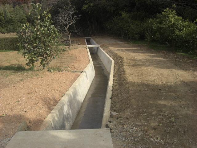 徳島市 水路